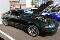 Highlight for album: 2001 Mustang Bullitt DHG